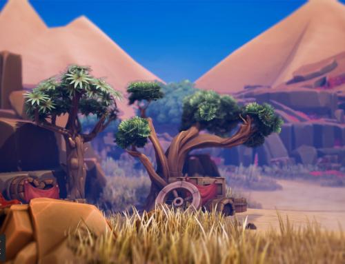 Crimson Desert Landscape Package