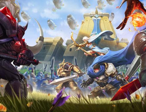Guardian Kingdoms Environments