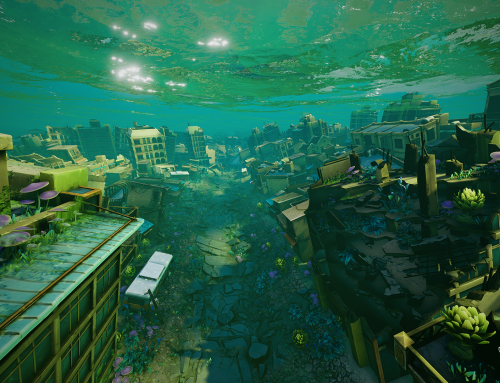 Submerged City Assets Package