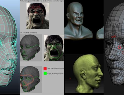 Face Modeling